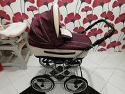 2в1 модульная коляска Adamex royal